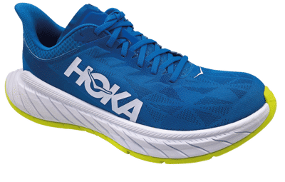 Hoka One One Men's CARBON X 2 - Diva Blue / Citrus