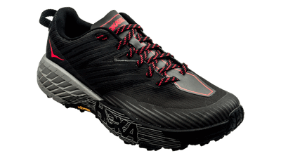Hoka One One Speedgoat 4  Dark Gull Grey/Anthracite  [WIDE 2E]