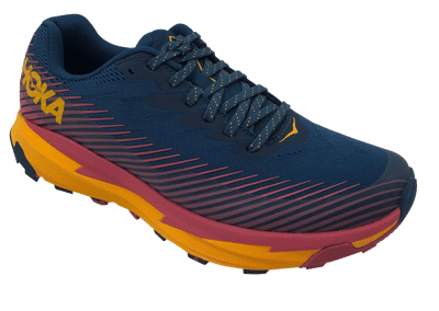 Hoka One One Torrent 2 Moroccan Blue / Saffron