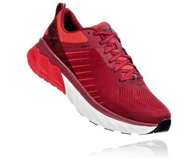 Hoka One One Arahi 3 Rio Red/Poppy Red