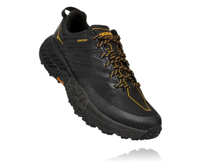 Hoka One One Speedgoat 4 GTX anthracite/ dark gull grey