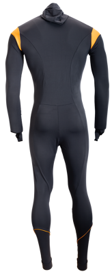 Hunter performance Speedpak lycra titanium/orange