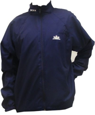 Hunter Micro Veste coupe-vent marine