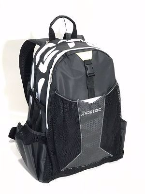 Icetec black backpack waterproof