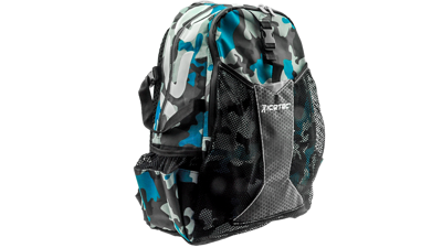 Icetec camo petrol backpack waterproof