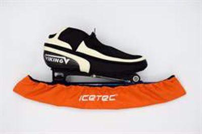 Icetec Blade guards orange