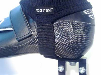 Icetec Cutfree ankle protector Shorttrack