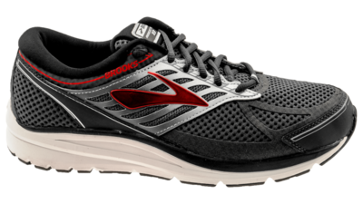Brooks Addiction 13 ebony/black/red B