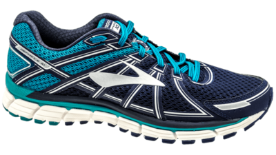 Brooks Defyance 10 tahitian/navy/white [B-leest NARROW]