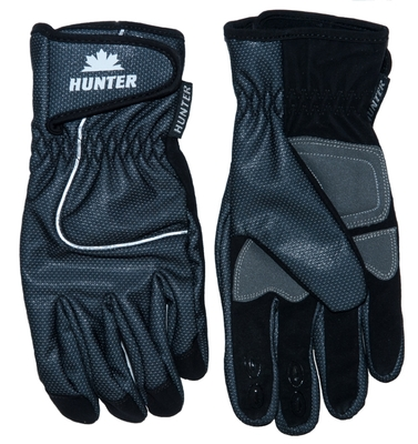 Hunter Handschoen All Season grijs