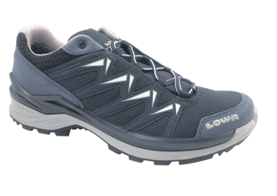 Lowa Innox Pro GTX LO Steel Blue/Off White