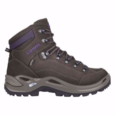 Lowa Renegade GTX Mid slate/blackberry