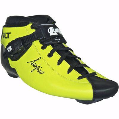 Luigino Bolt flash yellow