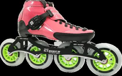 Luigino Strut pink 4x100