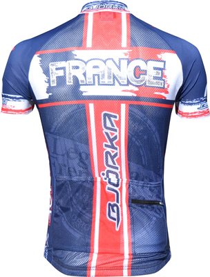 BjorkaWielershirt France
