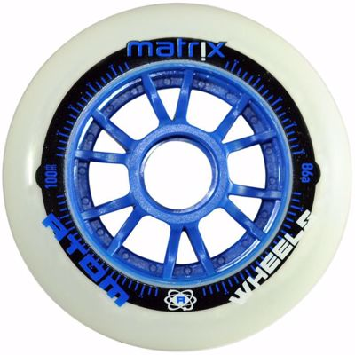 Atom Matrix 80mm blue