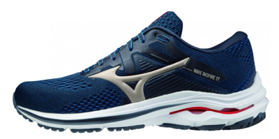 Mizuno Wave Inspire 17 Indial/Pgold/Ignition Red