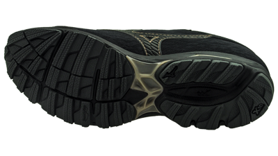 Mizuno Women's Wave Rider GTX black/gold