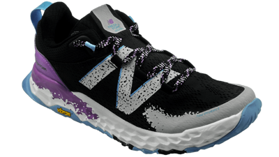 New Balance Fresh Foam Hierro P5 Black Violet