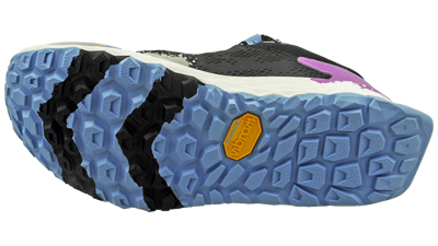 New Balance Fresh Foam Hierro v5 black/violet