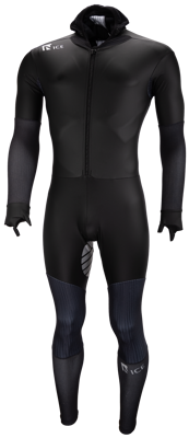 Nice Speedskating Suit Black/black