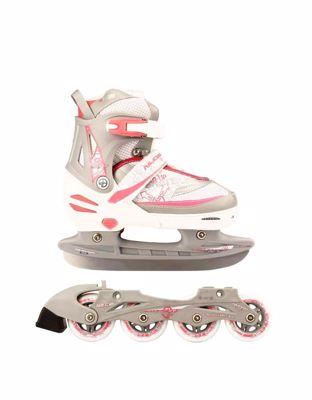 Nijdam Combo skate ice and inline (adjustable)