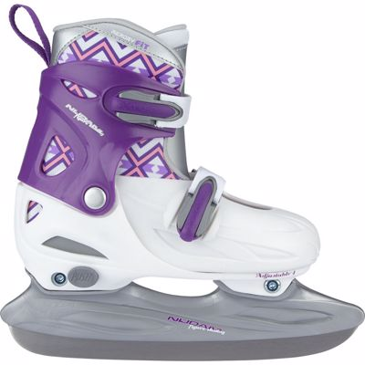Nijdam Junior figure skate 3022 (adjustable)