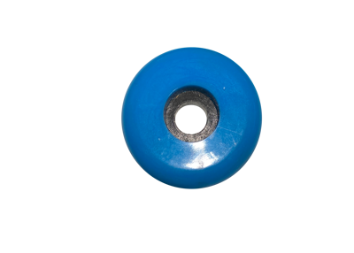 Nijdam Montagewiel 60mm turquoise