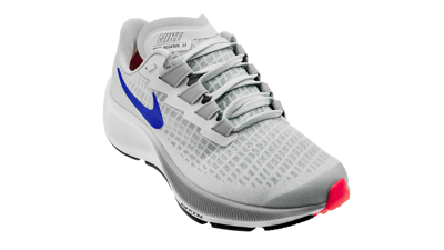 Nike Pegasus 37 GS pure platinum/racer blue [kids]