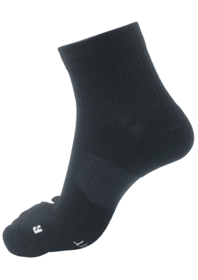 Nike Multiplier Socks 2 Pack Black