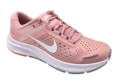 Nike Women's Air Zoom Structure 23 Pink Glaze/White-Ocean Cube