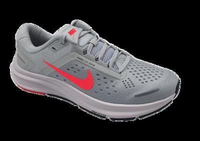 Nike Women's Air Zoom Structure 23 Pure Platinum/Flash Crimson