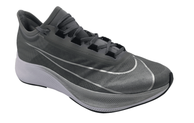 Nike Zoom Fly 3 Particle Grey/Metallic Silver