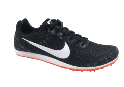 Nike Zoom Rival D10 black/white iron grey