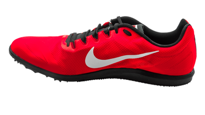 Nike Zoom Rival D10 laser crimson/white-black-university red [unisex]