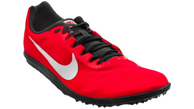 Nike Zoom Rival D10 laser crimson/white-black-university red [unisex]