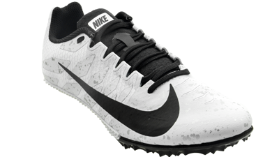 Nike Zoom Rival S9 pure platinum/black metallic silver [women]