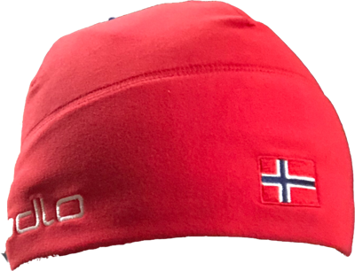 Odlo Hat Norway White / Red / Blue 796600