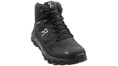 On Men's Cloudrock Waterproof all black