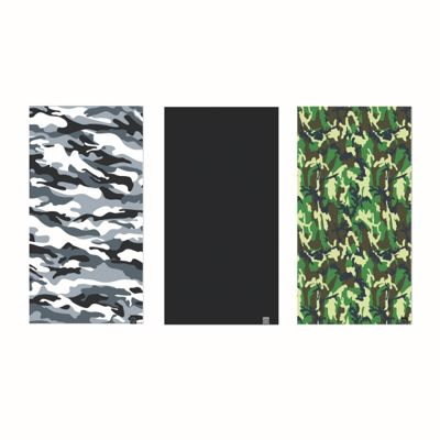 OXC Nekwarmer Comfy (Camo 3-pack)