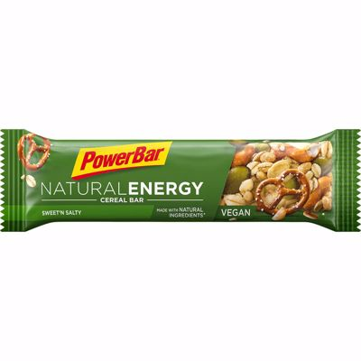 Powerbar Natural energybar: sweet'n salty (vegan)