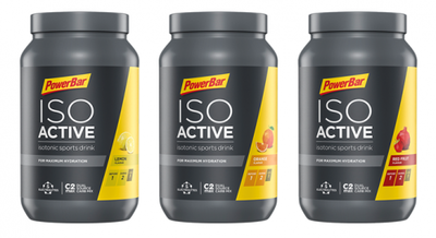 Powerbar Isoactive 600 Gram