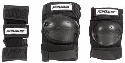 Powerslide Basic OEM Protection Set