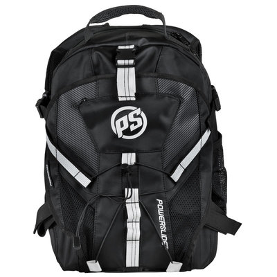 Powerslide Fitness Backpack Schwarz
