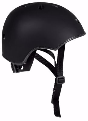 Powerslide helm allround kids Black (incl. 2 stickersets)