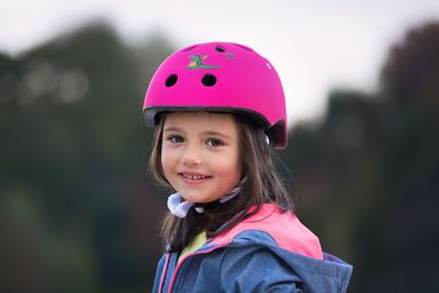 Powerslide helm allround kids Pink (incl. 2 stickersets)