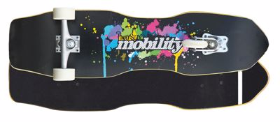 Powerslide Mobility boards Quakeboard