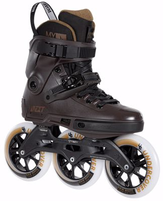 Powerslide Next Brown 125