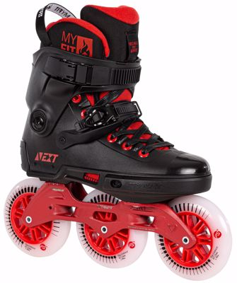 Powerslide Next Red 110