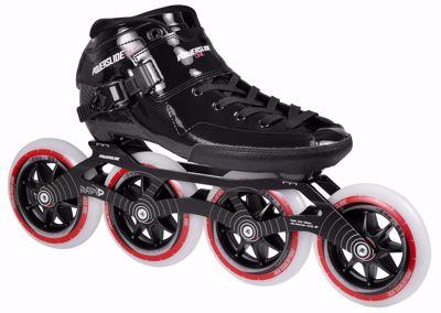 Powerslide One puls Skate 3x125